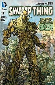 Swamp Thing (2011-2015) #25