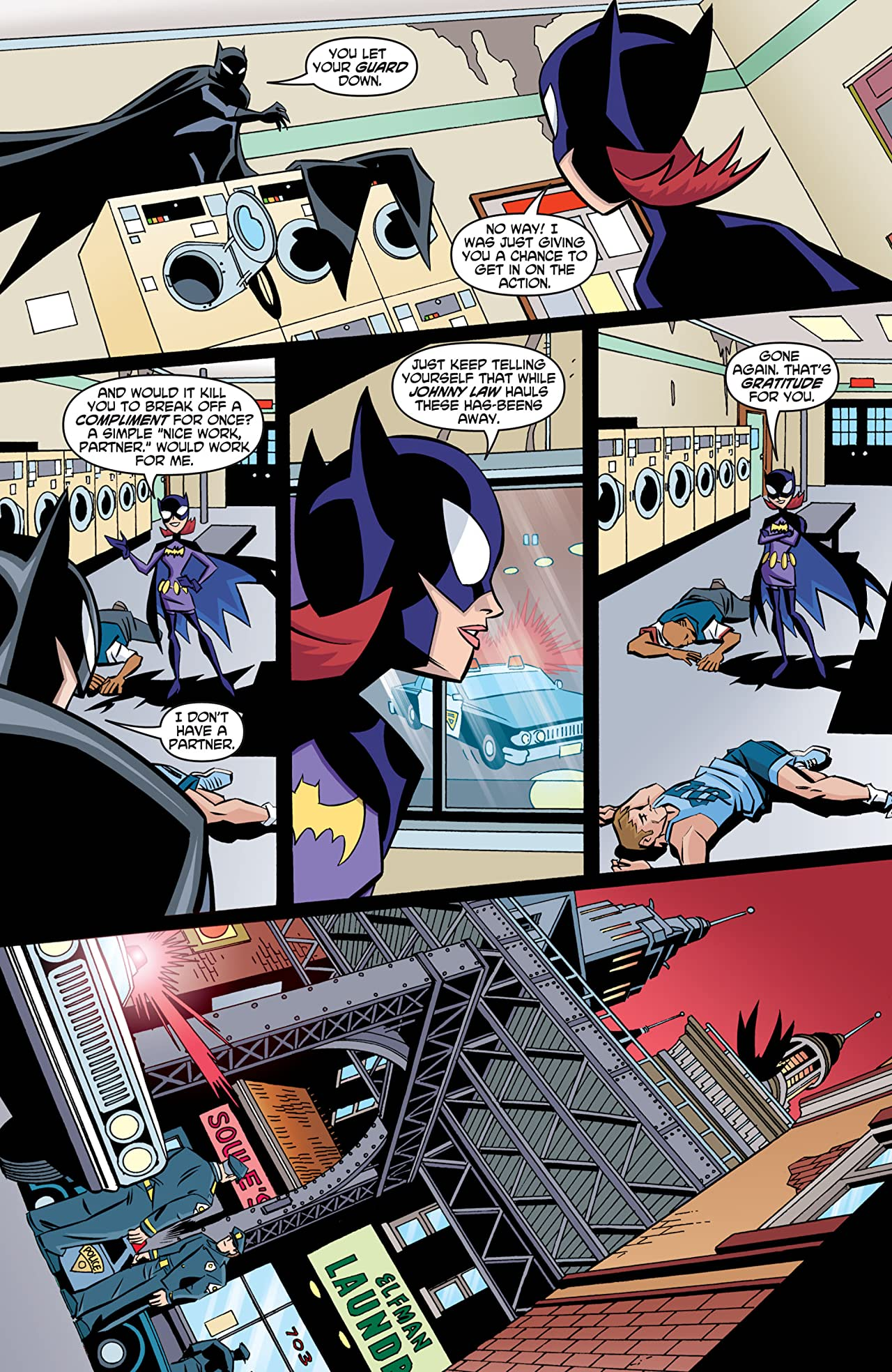 The Batman Strikes! #18