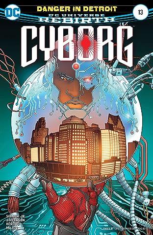 Cyborg (2016-) #13