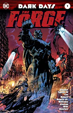 Dark Days: The Forge (2017) No.1
