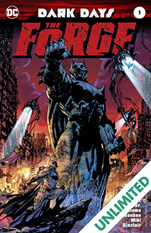 Dark Days: The Forge (2017-) #1
