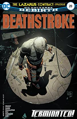 Deathstroke (2016-) #20