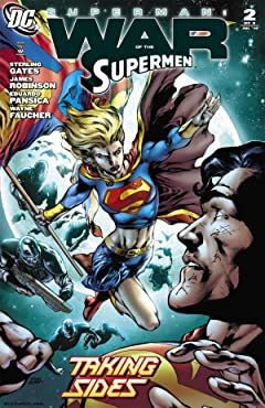 Superman: War of the Supermen #2 (of 4)