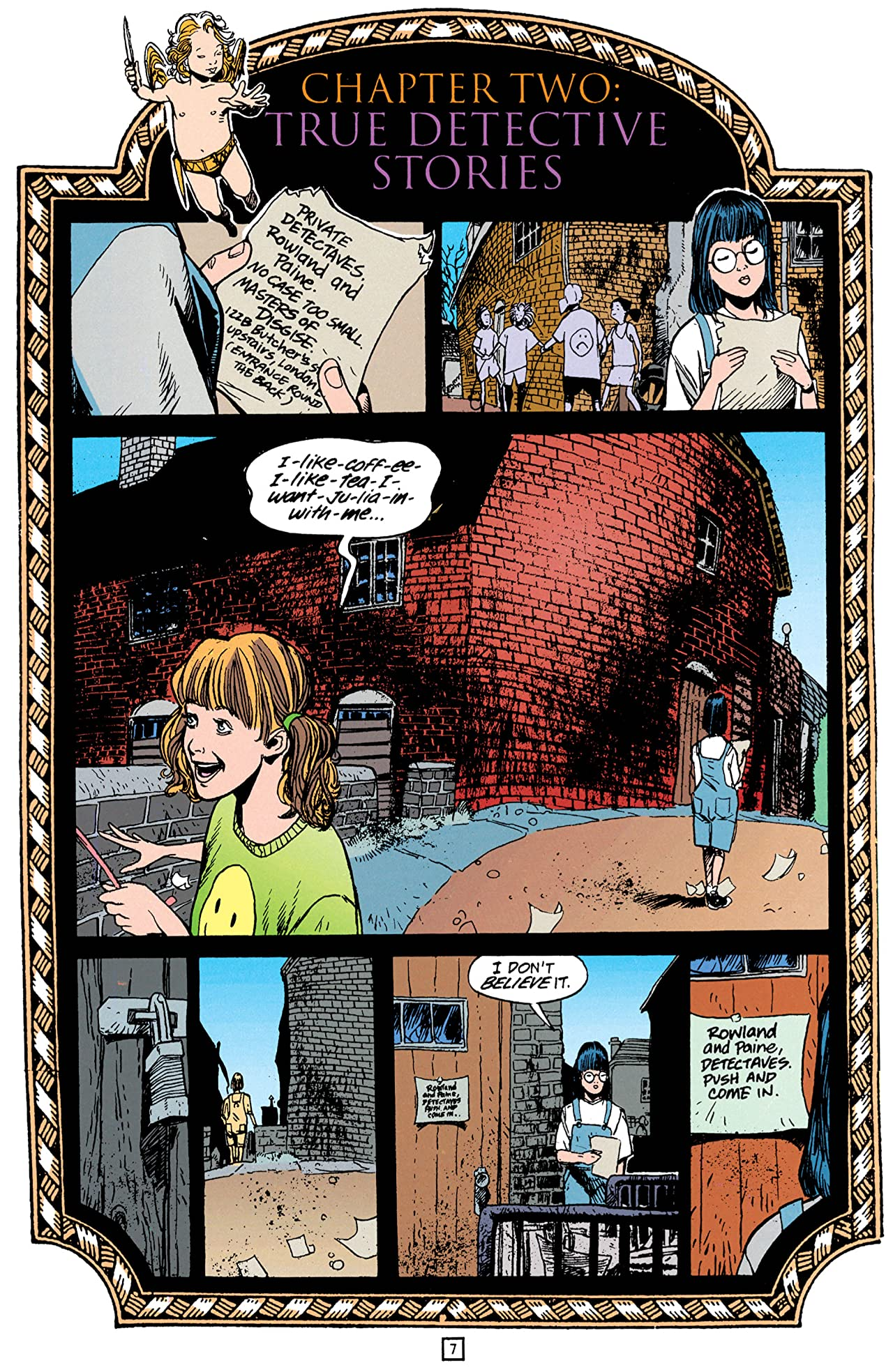 The Children's Crusade #1 (of 2)