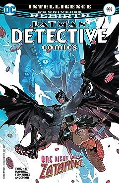 Detective Comics (2016-) #959
