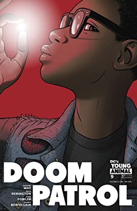 Doom Patrol (2016-2018) #9