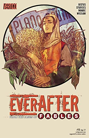 Everafter: From the Pages of Fables (2016-2017) No.10