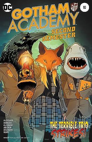 Gotham Academy: Second Semester (2016-) #10