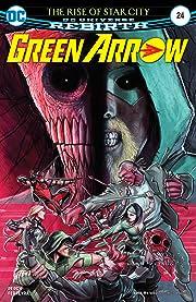 Green Arrow (2016-2019) #24
