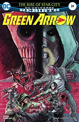 Green Arrow (2016-2019) #24