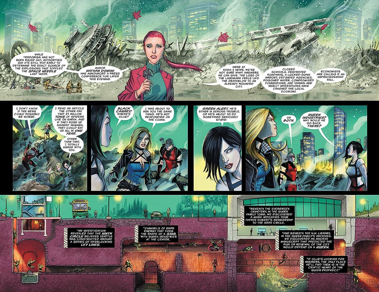 Green Arrow (2016-) #24
