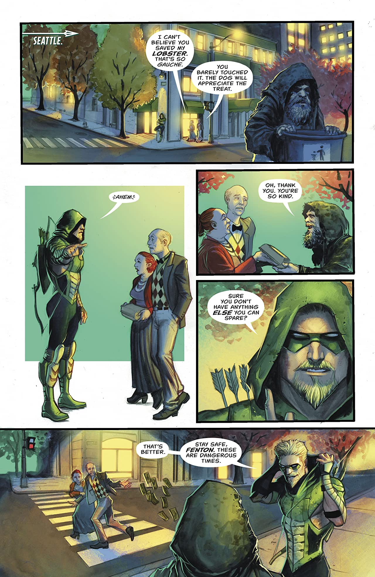 Green Arrow (2016-) #24