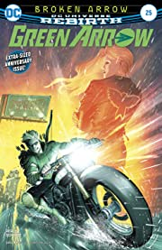 Green Arrow (2016-2019) #25