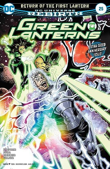 Green Lanterns (2016-) #25