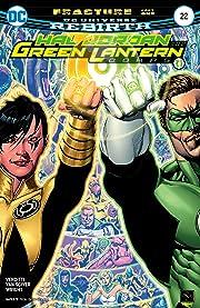 Hal Jordan and the Green Lantern Corps (2016-2018) #22