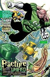 Hal Jordan and The Green Lantern Corps (2016-) #22