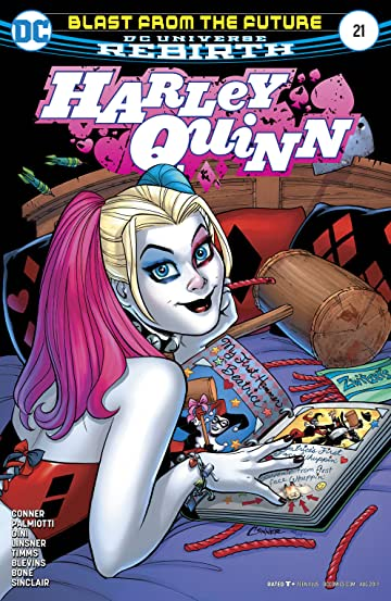 ee5ababe9e5d Harley Quinn (2016-)  21 - Comics by comiXology