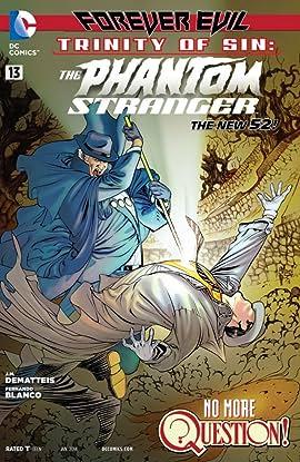 The Phantom Stranger (2012-2014) No.13