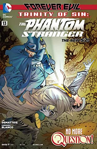 The Phantom Stranger (2012-2014) #13