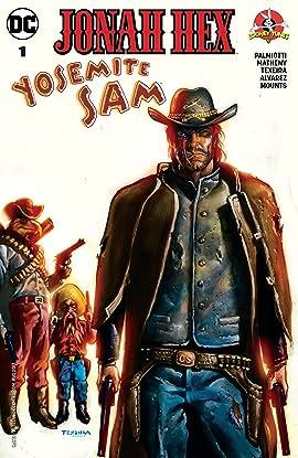 Jonah Hex/Yosemite Sam Special (2017) #1