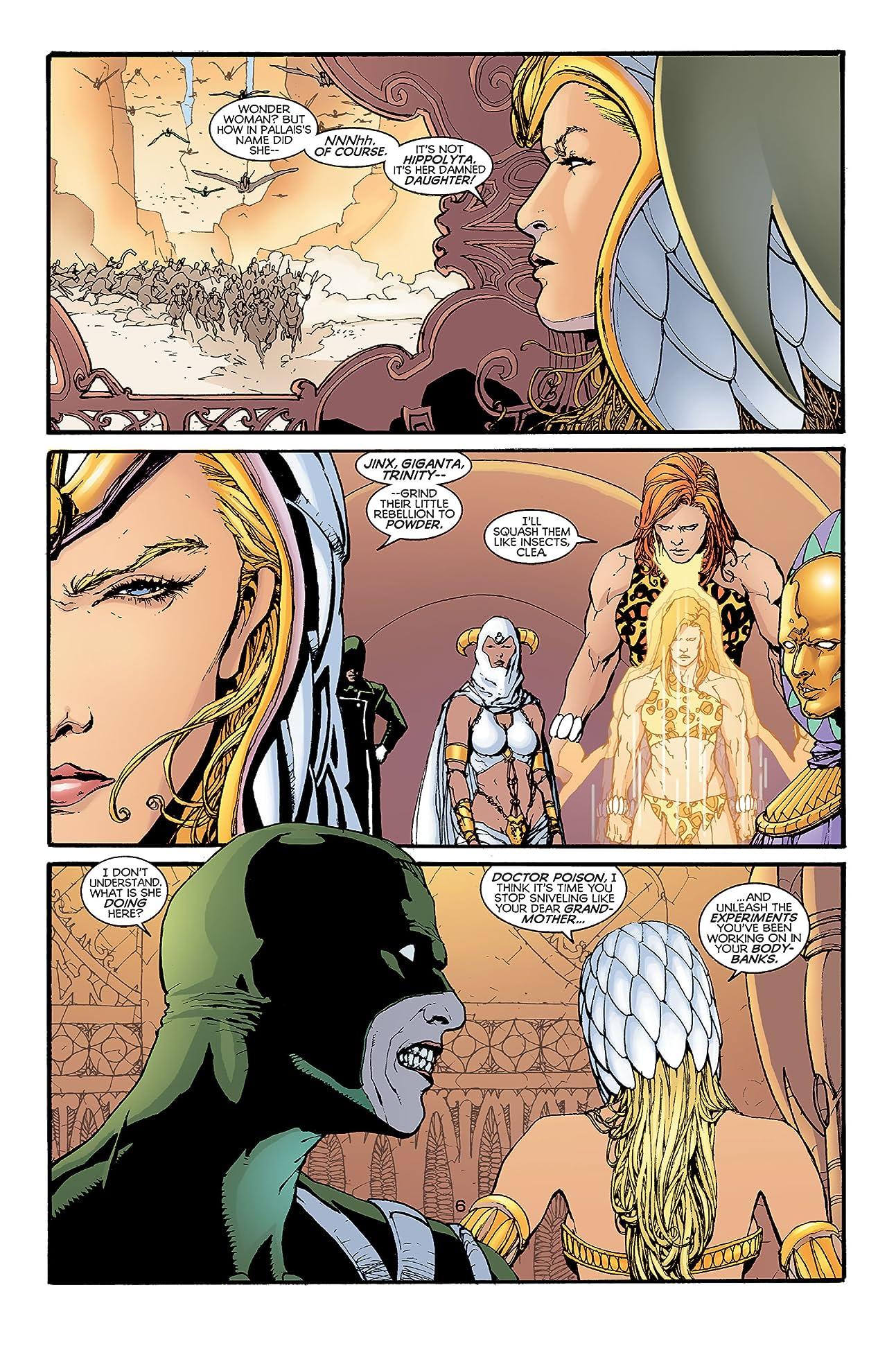 Wonder Woman (1987-2006) #182