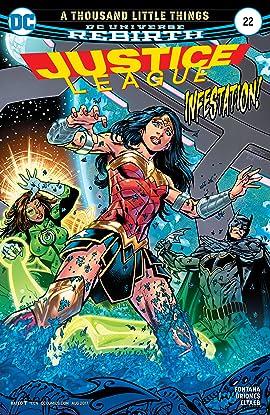 Justice League (2016-2018) #22