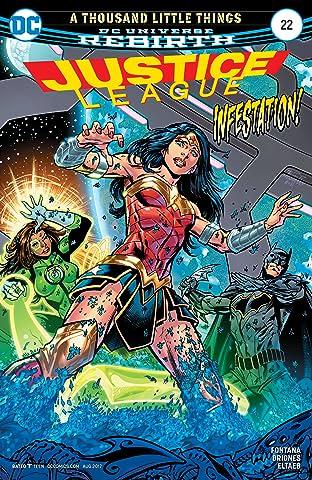 Justice League (2016-) #22