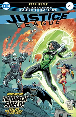 Justice League (2016-) No.23