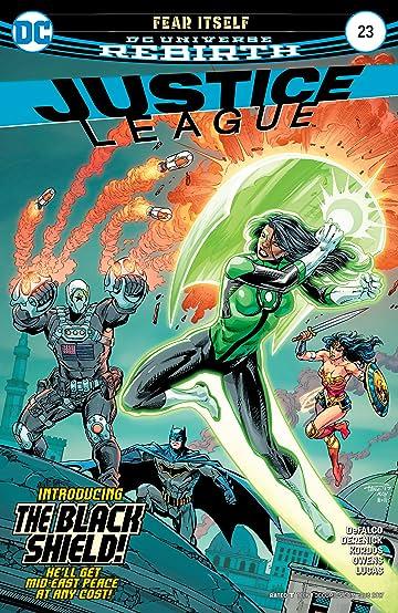 Justice League (2016-) #23