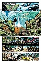 Justice League of America (2017-) #8