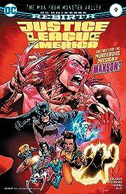 Justice League of America (2017-2018) #9