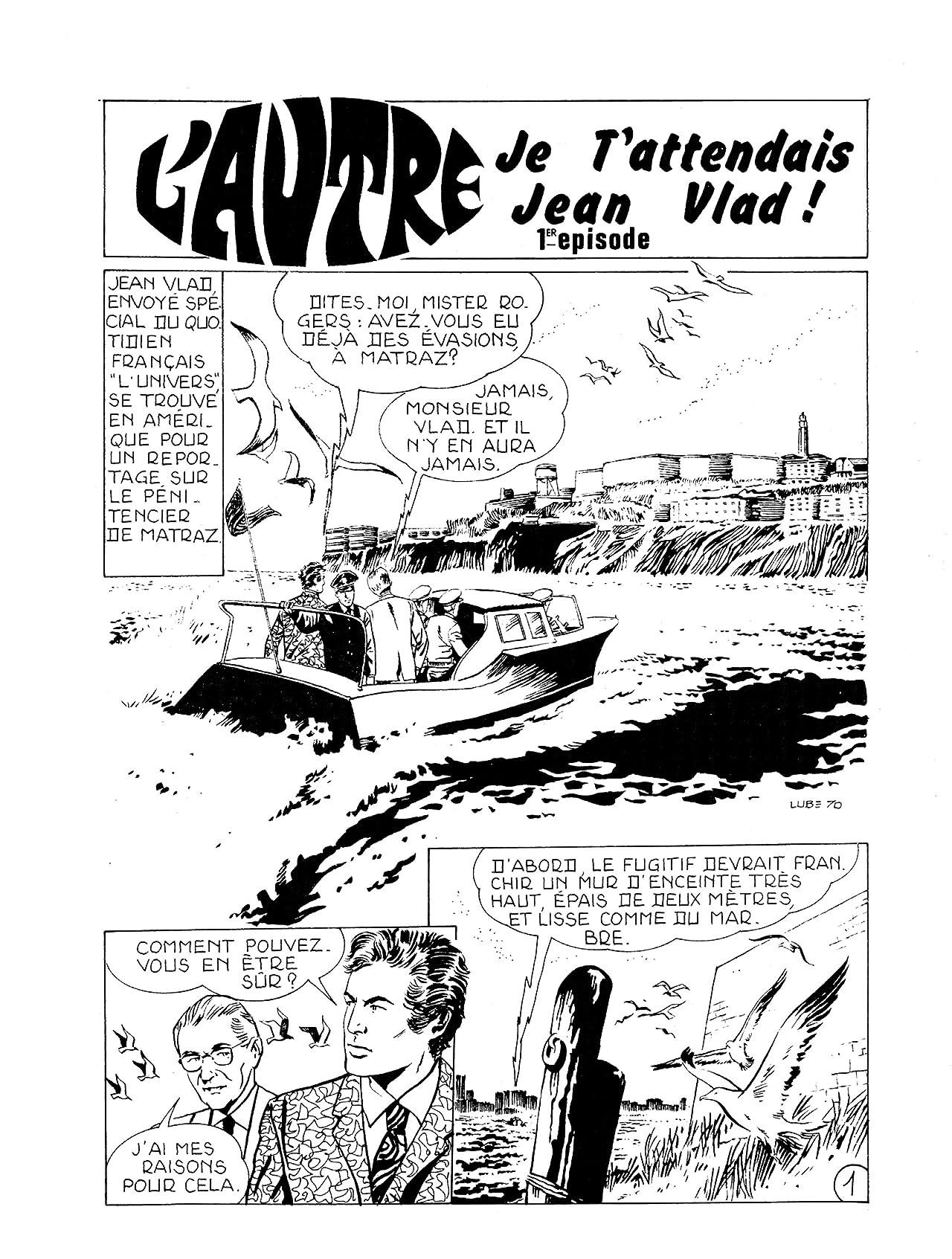WAMPUS II: L'AUTRE Vol. 12: Je t'attendais Jean Vlad