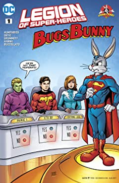 Legion of Super Heroes/Bugs Bunny Special (2017-) #1