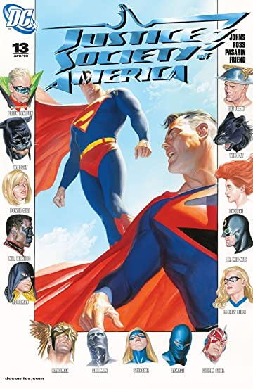 Justice Society of America (2007-2011) #13