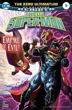 New Super-Man (2016-) #12