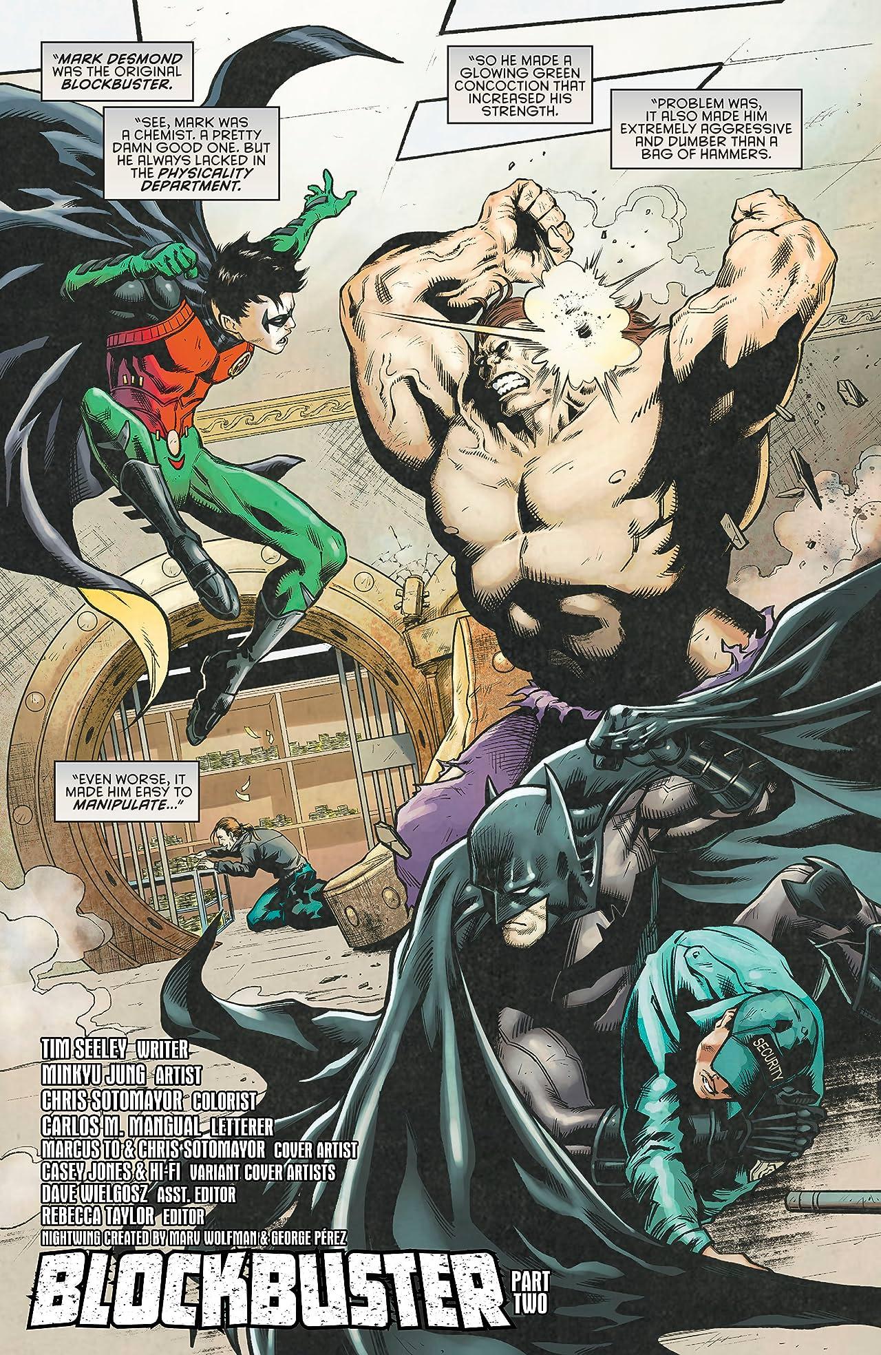 Nightwing (2016-) #23