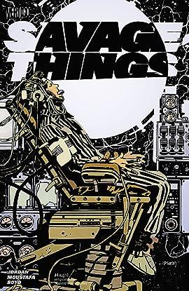 Savage Things (2017) #4