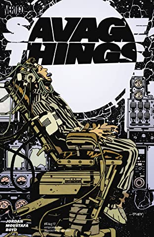 Savage Things (2017-) #4