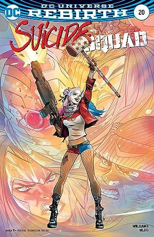 Suicide Squad (2016-) #20