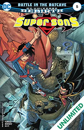 Super Sons (2017-2018) #5