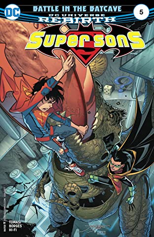 Super Sons (2017-) No.5