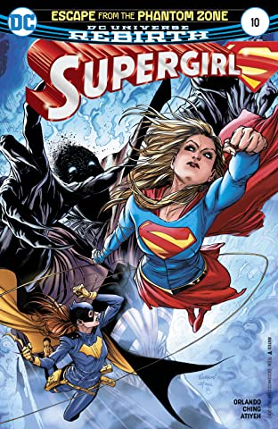 Supergirl (2016-) No.10