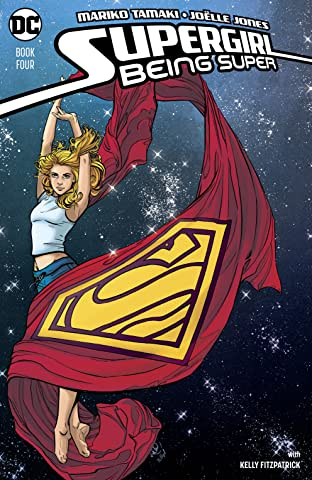Supergirl: Being Super (2016-) #4