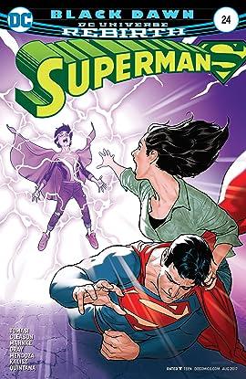 Superman (2016-2018) #24