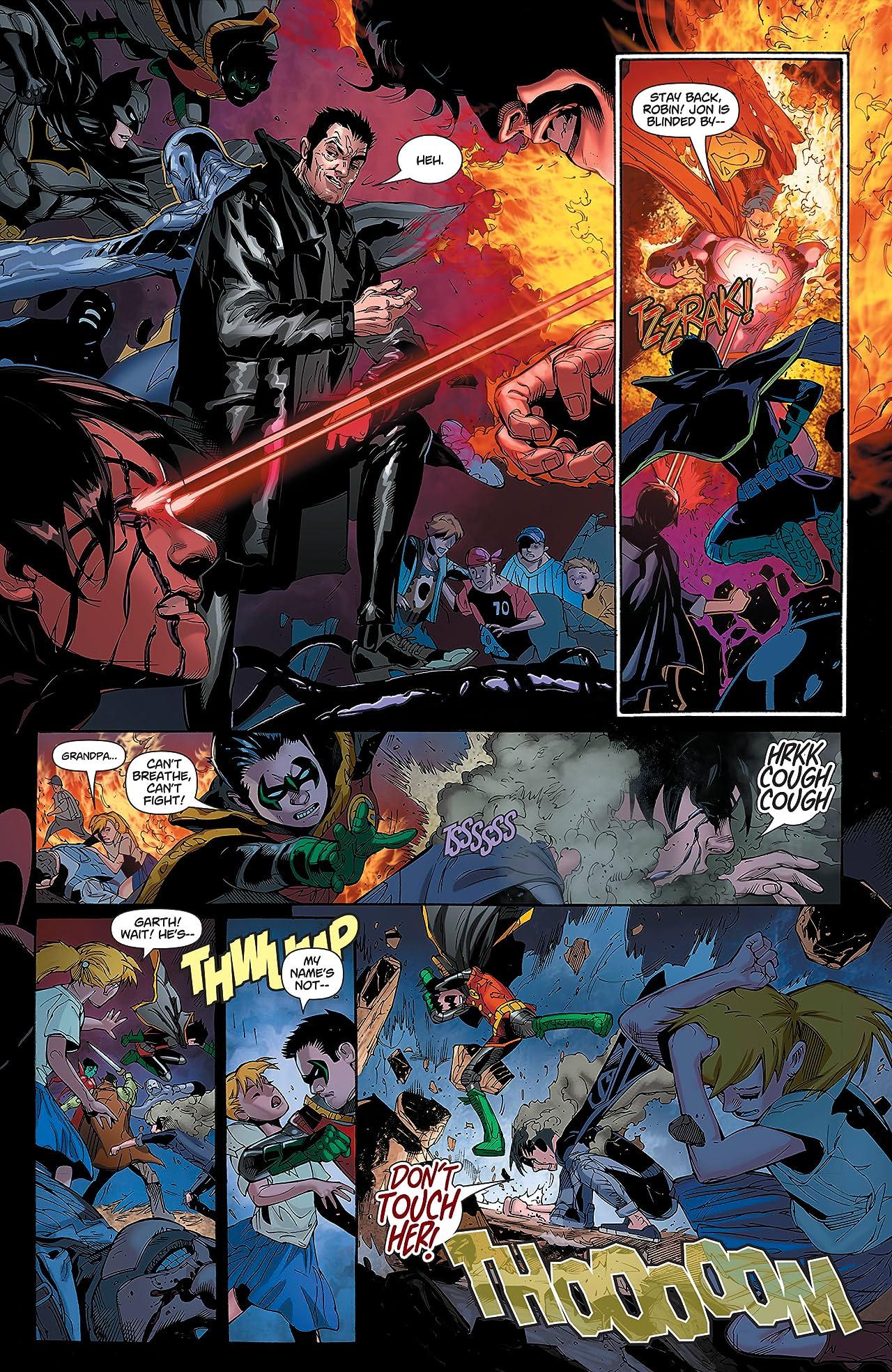 Superman (2016-2018) #25