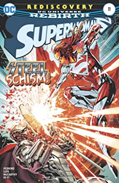Superwoman (2016-2017) #11