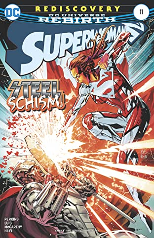 Superwoman (2016-2017) #11
