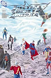 Justice Society of America (2007-2011) #14