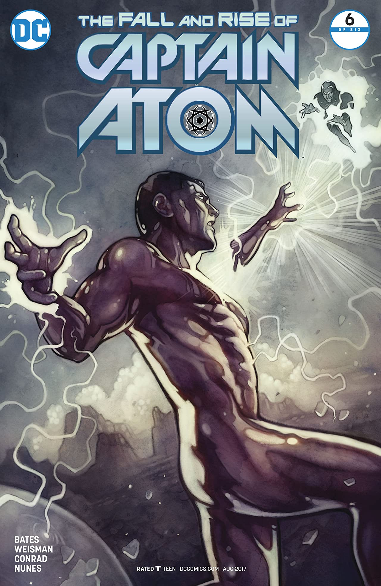 The Fall and Rise of Captain Atom (2017-) #6