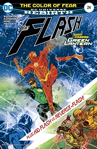 The Flash vol. 5 (2016-2018) 505213._SX312_QL80_TTD_
